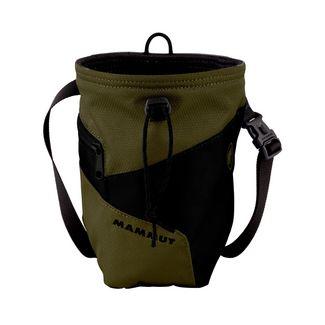 Mammut Rider Chalk Bag Chalkbag olive