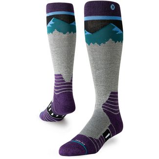 Stance OVER THE CALF RIDGE LINE Sportsocken Herren blue