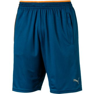PUMA Collective Funktionsshorts Herren gibraltar-sea-puma-black