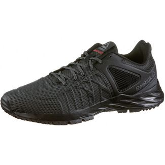 Reebok Astroride Trail 2.0 Walkingschuhe Herren black-true grey-red