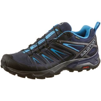 Salomon X ULTRA 3 GTX® Multifunktionsschuhe Herren Graphite-night sky-hawaiian surf