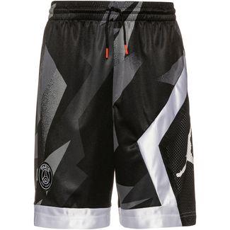 Nike Paris Saint-Germain/Jordan Fußballshorts Herren black
