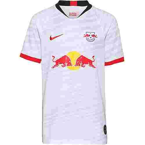 Nike RB Leipzig 19/20 Heim Fußballtrikot Kinder white-university red