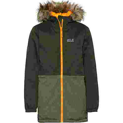 Jack Wolfskin Bandai Outdoorjacke Kinder antique-green