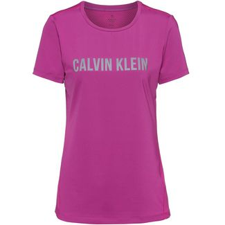 Calvin Klein T-Shirt Damen purple cactus flow