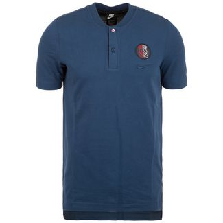 Nike Paris St.-Germain Modern Authentic Poloshirt Herren dunkelblau