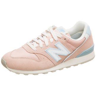 NEW BALANCE WL996-B Sneaker Damen lachs / weiß