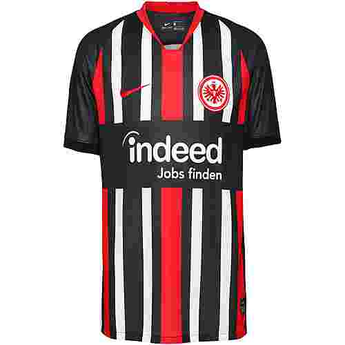 Nike Eintracht Frankfurt 19/20 Heim Fußballtrikot Herren black-university red
