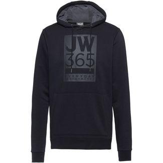 Jack Wolfskin 365 Hoodie Herren night blue