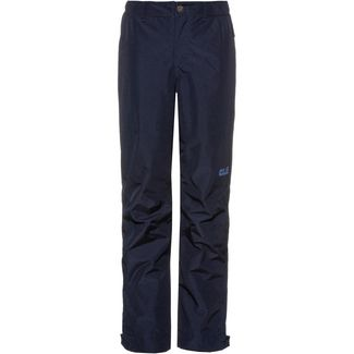 Jack Wolfskin Snowy Days Wanderhose Kinder midnight-blue