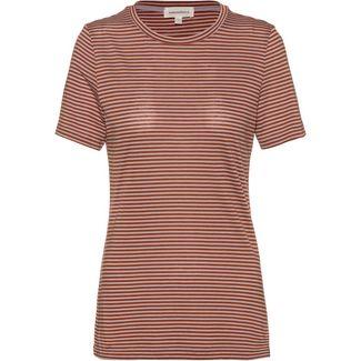 ARMEDANGELS Lidaa T-Shirt Damen soft violet-maroon