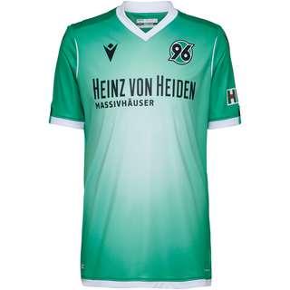 macron Hannover 96 19/20 3rd Fußballtrikot Herren grün