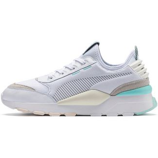 PUMA RS-0 Sneaker Damen puma white-gray violet-whisper white