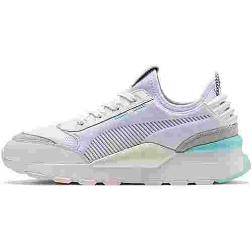 PUMA RS-0 Sneaker Damen puma white-gray violet-whisper white