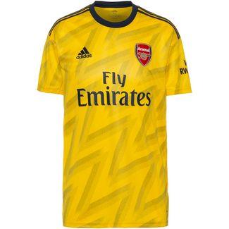 adidas Arsenal London 19/20 Auswärts Fußballtrikot Herren eqt yellow