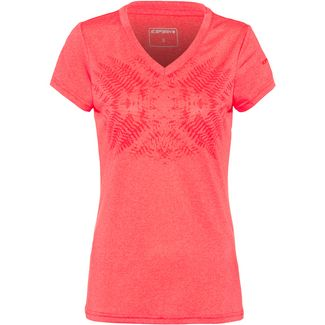 ICEPEAK Sumitra Funktionsshirt Damen coral-red