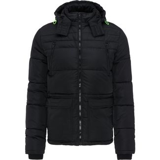 Petrol Industries Outdoorjacke Herren Black