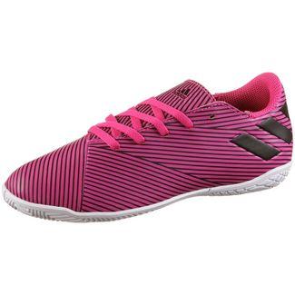 adidas NEMEZIZ 19.4 IN J Fußballschuhe Kinder shock pink