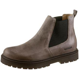 Birkenstock Stalon Boots Damen nubuck taupe