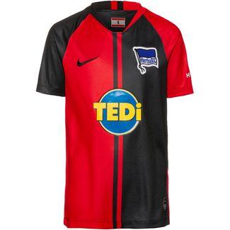 Nike Hertha BSC 19/20 Auswärts Fußballtrikot Kinder university red-black