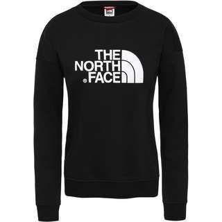 The North Face Drew Peak Sweatshirt Damen tnf black