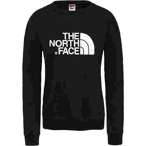 The North Face Drew Peak Sweatshirt Damen tnf black