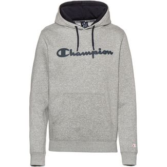 CHAMPION Sweatshirt Herren oxford grey melange yarn dyed im