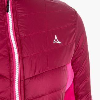 Schöffel Ins. Jacket Annapolis Outdoorjacke Damen beet red