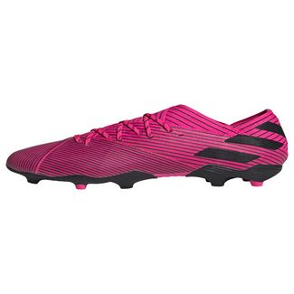 adidas Nemeziz 19.1 FG Fußballschuh Fußballschuhe Kinder Shock Pink / Core Black / Shock Pink