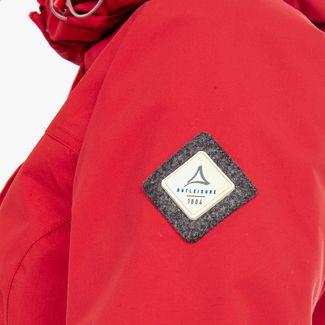 Schöffel Ins Jacket Amsterdam L Jacke Damen 2410 rot