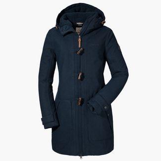 Schöffel Duffle Coat Bregenz1 Jacke Damen navy blazer
