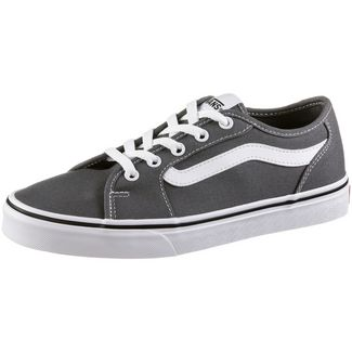 Vans Filmore Decon Sneaker Damen pewter-true white
