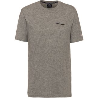 CHAMPION T-Shirt Herren oxford grey melange yarn dyed