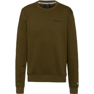 CHAMPION Sweatshirt Herren winter moss