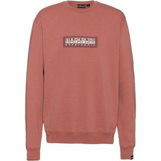 Napapijri Box C Sweatshirt Herren pink old rose