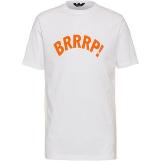 Gym Yilmaz BRRRP! x SportScheck TGYB T-Shirt white-orange