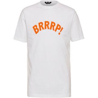 Gym Yilmaz BRRRP! x SportScheck TGYB Trainingsshirt white-orange