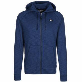 Nike Optic Fleece Sweatjacke Herren dunkelblau