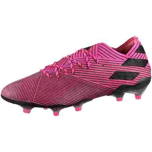 adidas NEMEZIZ 19.1 FG Fußballschuhe shock pink