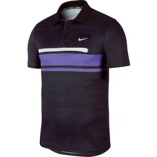 Nike M NKCT ADV NY NT Tennis Polo Herren off noir-off noir