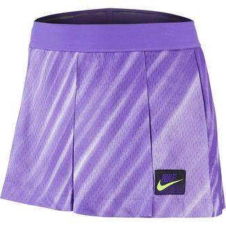Nike W NKCT SLAM NY NT Funktionsshorts Damen psychic purple-black-court purple-volt
