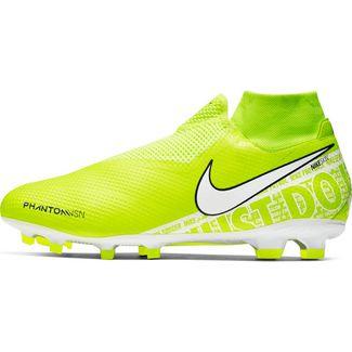 Nike PHANTOM VSN PRO DF FG Fußballschuhe Herren volt-white-volt-obsidian