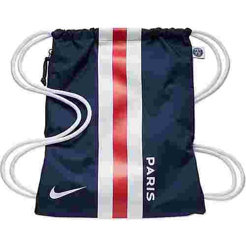 Nike Paris Saint-Germain Turnbeutel midnight navy-university red-white