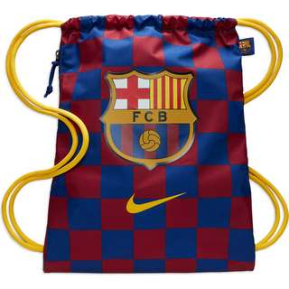 Nike FC Barcelona Turnbeutel deep royal blue-noble red-varsity maize