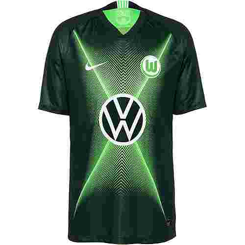 Nike VFL Wolfsburg 19/20 Heim Fußballtrikot Herren pro green-green strike-white