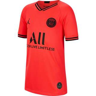 Nike Paris SaintGermain-Jordan 19/20 Auswärts Trikot Kinder infrared 23-black