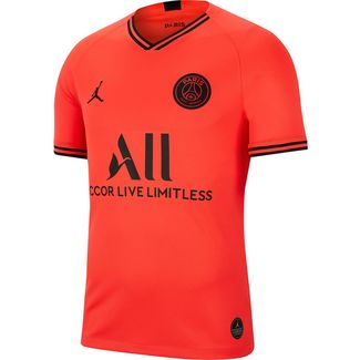 Nike Paris SaintGermain-Jordan 19/20 Auswärts Fußballtrikot Herren infrared 23-black