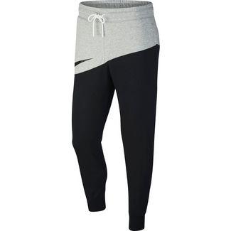 Nike NSW SWOOSH Sweathose Herren dk grey heather-black-black