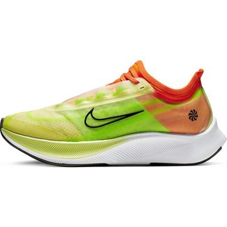 Nike Zoom Fly 3 Laufschuhe Damen luminous green-black starfish