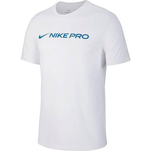 Nike Dry Pro T Shirt Herren white im Online Shop von SportScheck kaufen